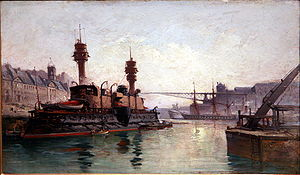 French Ironclad Neptune Wikivisually