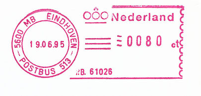 Netherlands stamp type M6.jpg