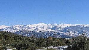 Sierra Nevada (España)