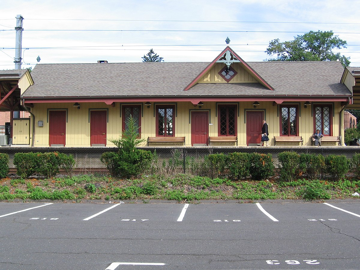 New Canaan Branch Wikipedia