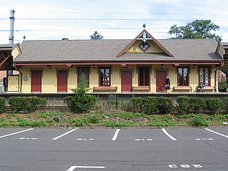 New Canaan Branch