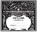 New Barnet Literary & Debating Society Eisteddfod certificate 1900.jpg