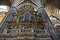New Cathedral, Salamanca, 17th century organ (29333178521).jpg