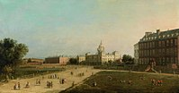 New Horse Guards from St James's Park 121017Canaletto-neu.jpg