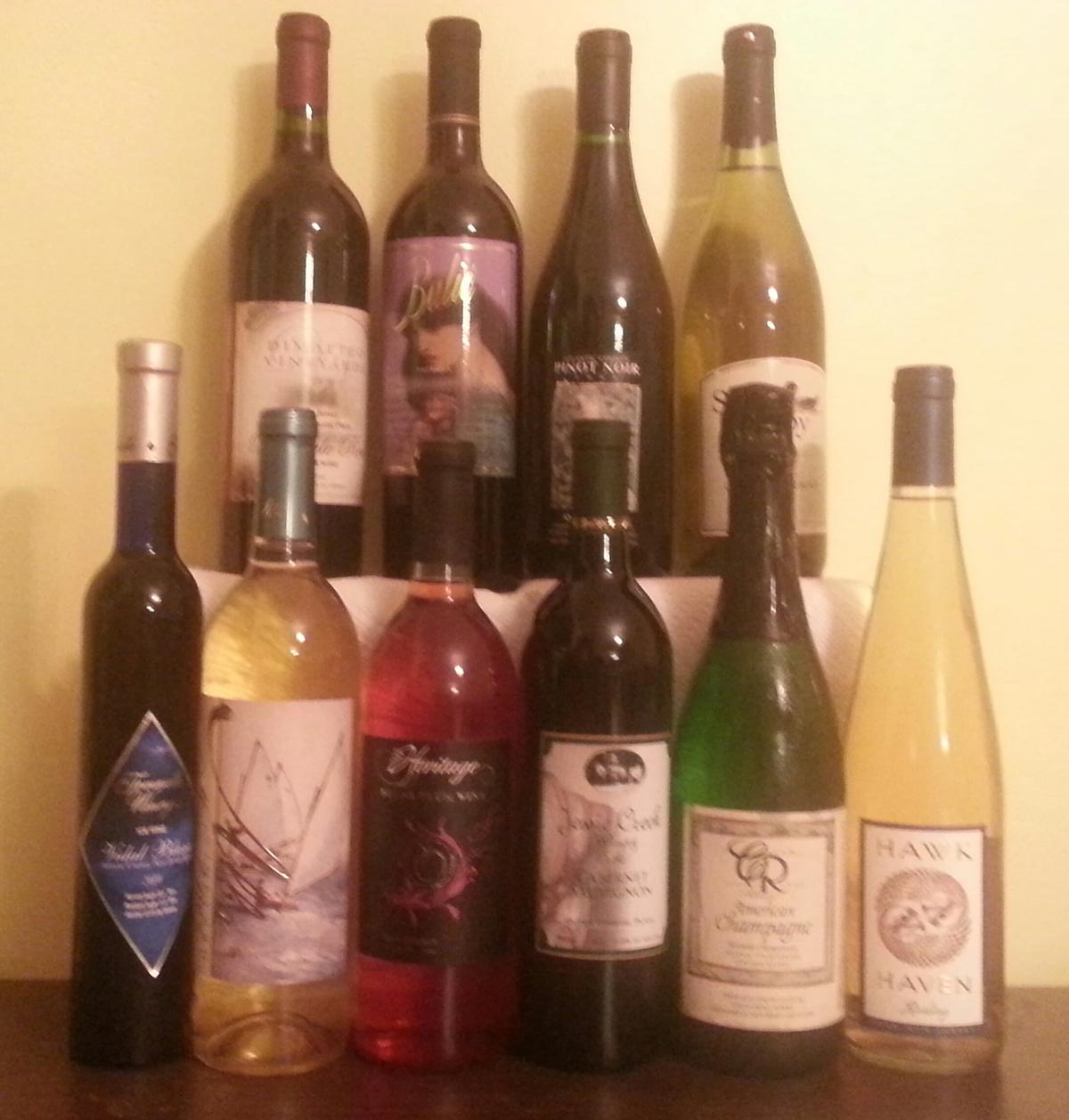 New Jersey wine - Wikipedia