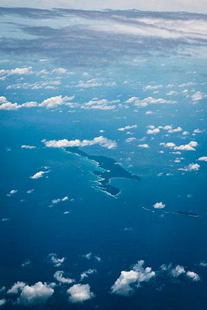 Man Island (Andaman and Nicobar Islands) - Image: Nicobar islands 1 Tillangchong
