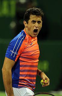 Nicolás Almagro Spanish tennis player