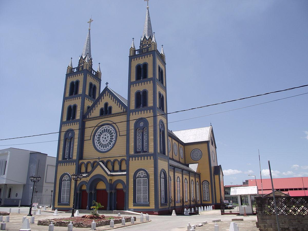 Religion in Suriname - Wikipedia