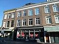Nijmegen Nieuwe Markt 2-4-6 zijgevel Lange Hezelstraat 102-104-106-108.JPG