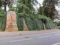Nijmegen Rijksmonument 31193 Stuk stadsmuur Voerweg 1.JPG