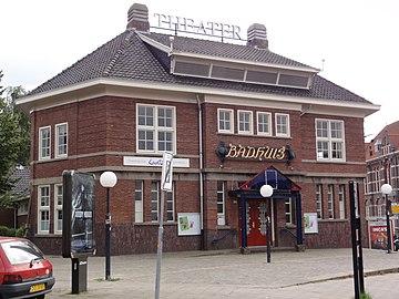 Nijmegen rijksmonument 523050 badhuis Daalseweg 262