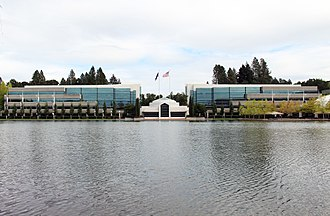 Nike, Inc. - Nike World Headquarters in Beaverton