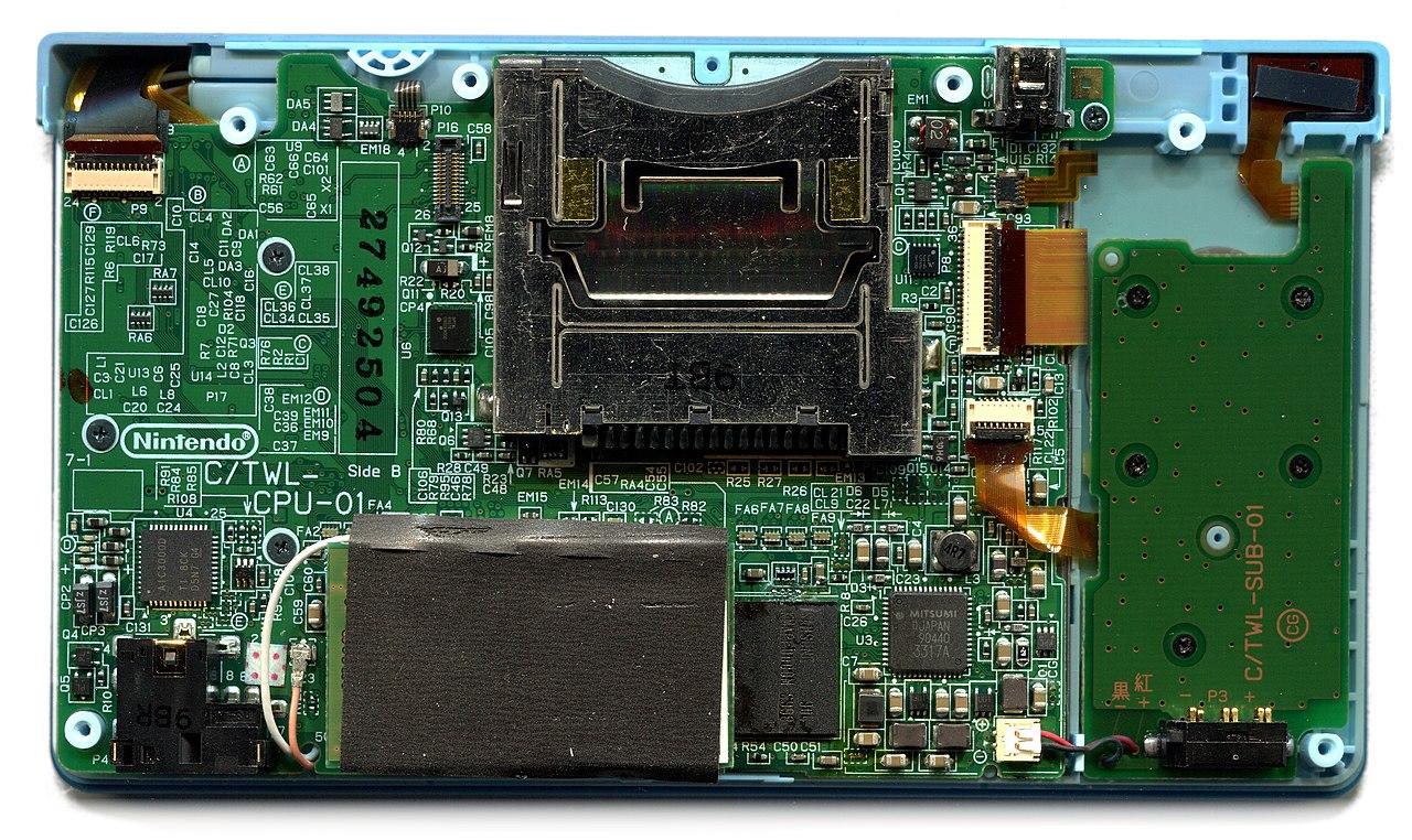 Nintendo DSi - Wikiwand on