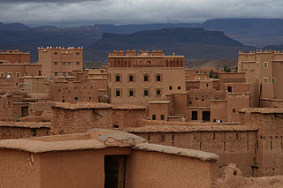 mountain in Morocco