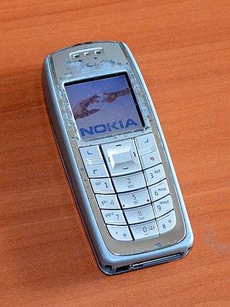 Nokia 3100 - Nokia 3120