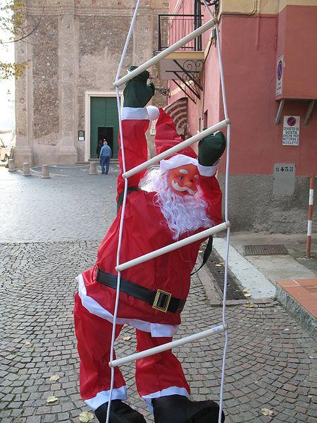 Ο Άγιος σε δράση!