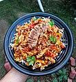 Non Veg Fusilli Pasta In Marinara Sauce - Home - Chandigarh - India - 0003.jpg