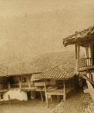 Radoslav Hlapen - Monastery in Kučevište, Skopje, 1903.