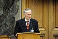 Nordiska radets president, Bertel Haarder. Nordiska radets session 2011 i Kopenhamn.jpg