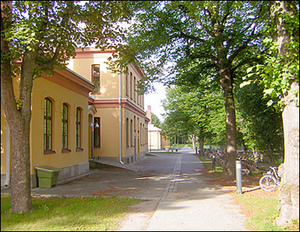 Nordic Institute for Theoretical Physics - The Nordita East building in Stockholm