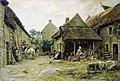 Normandy by Carl Huns (1867).jpg