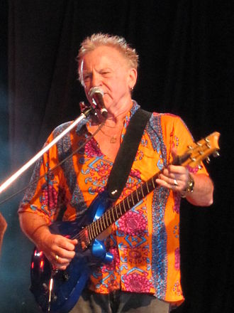 Normie Rowe - Rowe in 2011