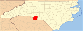 National Register of Historic Places listings in Union County, North Carolina Wikimedia list article