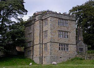 Hathersage - North Lees Hall