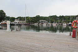 Northeast Harbor, Mount Desert, Maine 2012.JPG