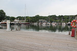 Mount Desert, Maine - Village of Northeast Harbor