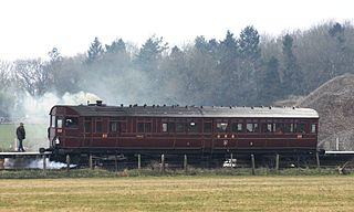 GWR steam rail motors Self-propelled steam carriages operated by the Great Western Railway.
