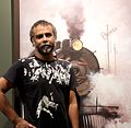Nostalgia of steam locomotives by kishore Pratim Biswas.jpg