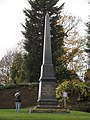 Nottingham Castle - war memorial obelisk (15940020175).jpg