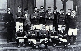 History of Nottingham Forest F.C. - The team that toured Argentina and Uruguay in 1904