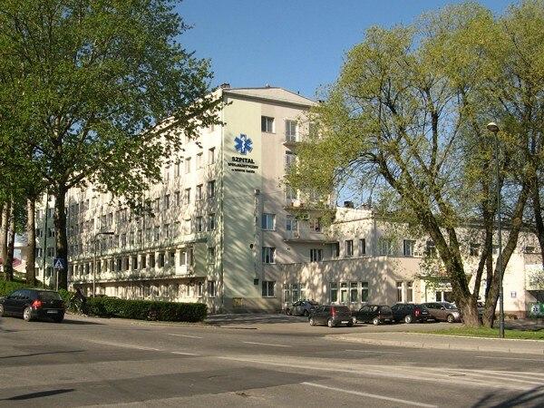 Nowy Sacz szpital