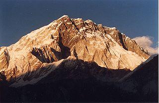 mountain in Himalaya
