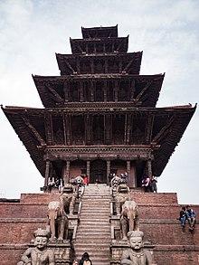 Nyatapola Temple Wikipedia