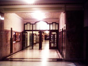 Ogden High School - Image: OHS Main Corridor