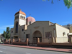 Serbian Orthodox Eparchy of Australia and New Zealand - Saint Sava Church, Adelaide