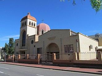 Serbian Orthodox Eparchy of Australia and New Zealand - Saint Sava Church, Adelaide