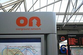 Overground Network - Overground Network branding