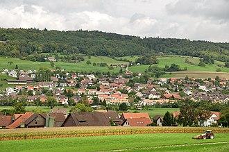 Wehntal - Wehntal at Oberweningen and Schleinikon