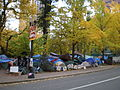 Occupy Portland November 9 camp.jpg