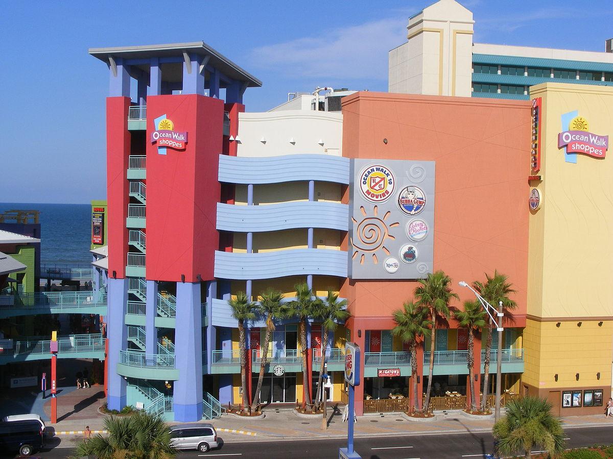 Ocean Walk Daytona Beach Florida Rentals