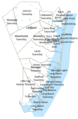 Ocean County, New Jersey Municipalities.png