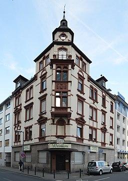 Ziegelstraße in Offenbach am Main