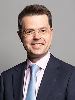 James Brokenshire British Conservative politician