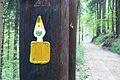 Ogrod Bajek, Miedzygorze, signs (2).JPG