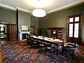 Old Government House, Brisbane, Governor 's library 02.jpg