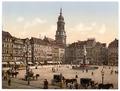 Old Market, Altstadt, Dresden, Saxony, Germany-LCCN2002720580.tif